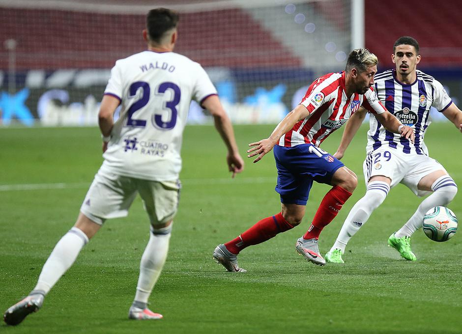 Temp 19/20 | Atlético de Madrid - Valladolid | Herrera