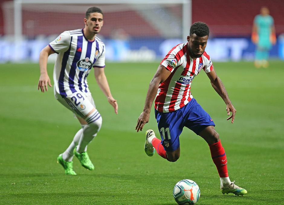 Temp 19/20 | Atlético de Madrid - Valladolid | Lemar