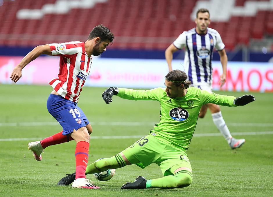 Temp 19/20 | Atlético de Madrid - Valladolid | Diego Costa