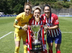 Lola Gallardo 2018-19 celebración Liga