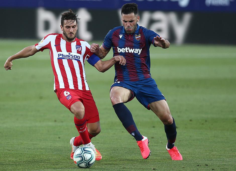 Temp. 19-20 | Levante-Atleti | Koke