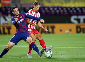 Temp. 19-20 | FC Barcelona - Atlético de Madrid | Llorente