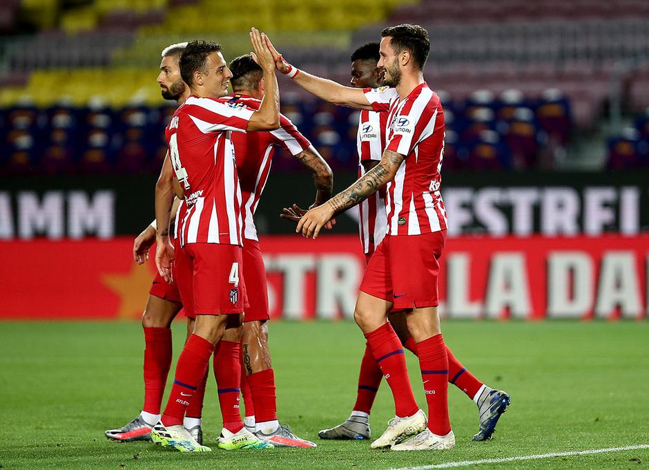 Temp. 19-20 | FC Barcelona - Atlético de Madrid | Celebración