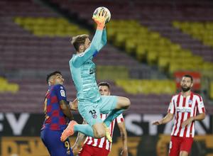 Temp. 19-20 | FC Barcelona - Atlético de Madrid | Oblak