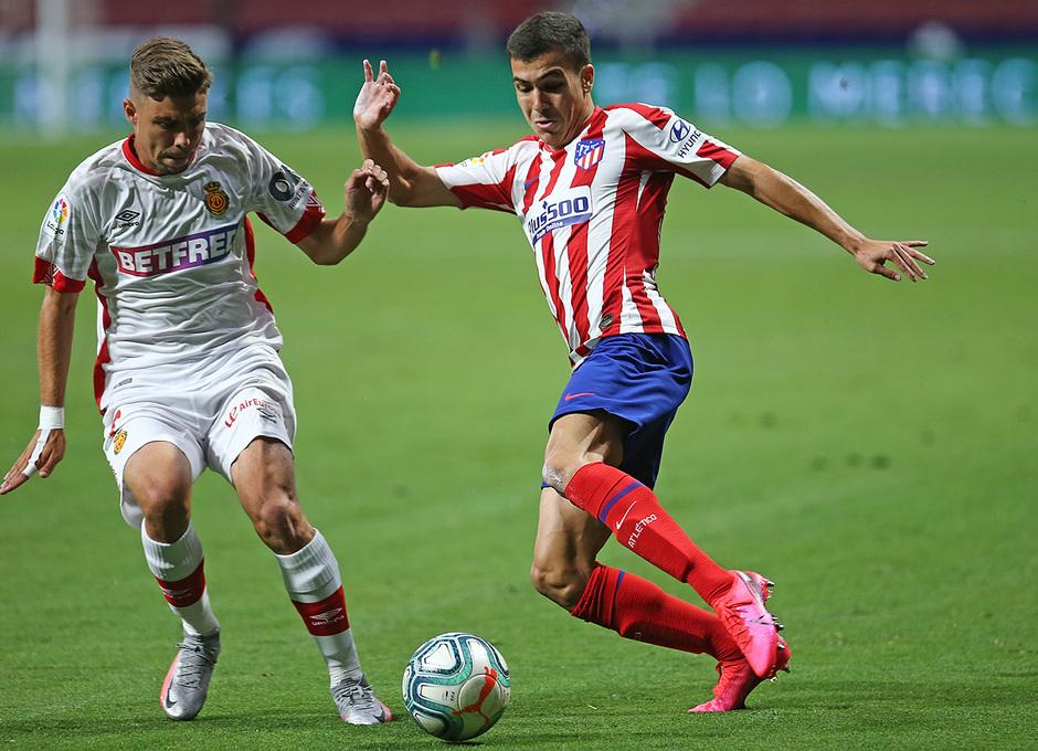 Temporada 19/20 | Atlético de Madrid - Mallorca | Manu Sánchez