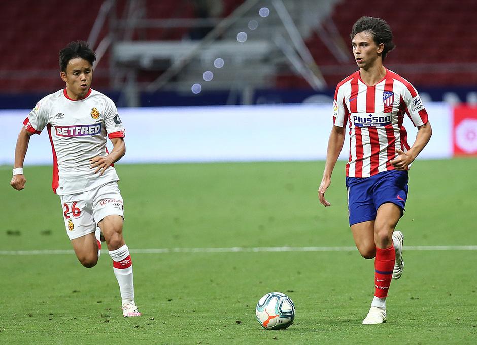 Temporada 19/20 | Atlético de Madrid - Mallorca | Joao Félix
