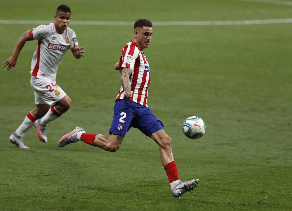 Temporada 19/20 | Atlético de Madrid - Mallorca | Giménez