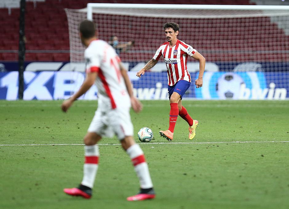 Temporada 19/20 | Atlético de Madrid - Mallorca | Savic