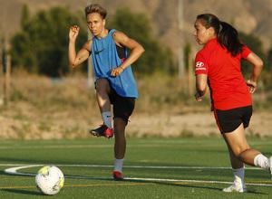 Temp. 20-21 | Entrenamiento Atlético de Madrid Femenino | Amanda