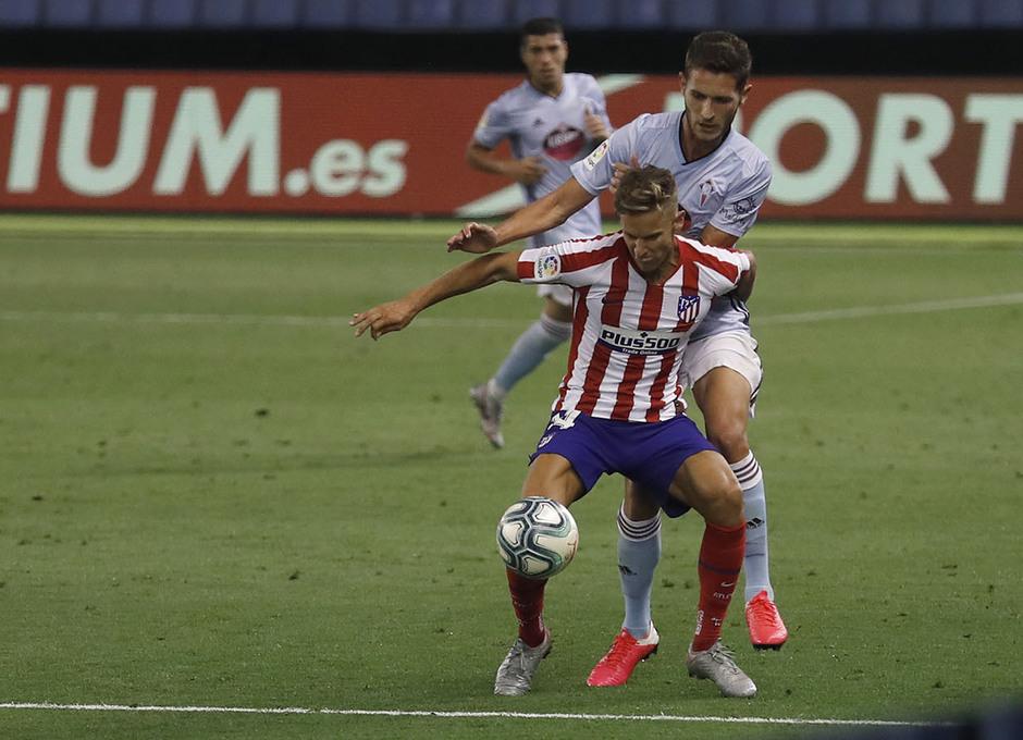 Temp. 19-20 | Celta - Atlético de Madrid | Llorente