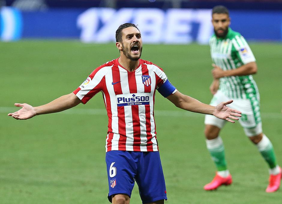Temp. 19-20 | Atlético de Madrid - Real Betis | Koke