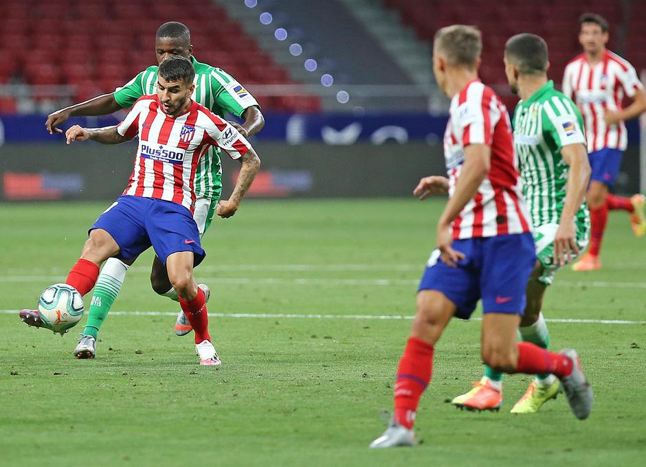 Temp. 19-20 | Atlético de Madrid - Real Betis | Correa
