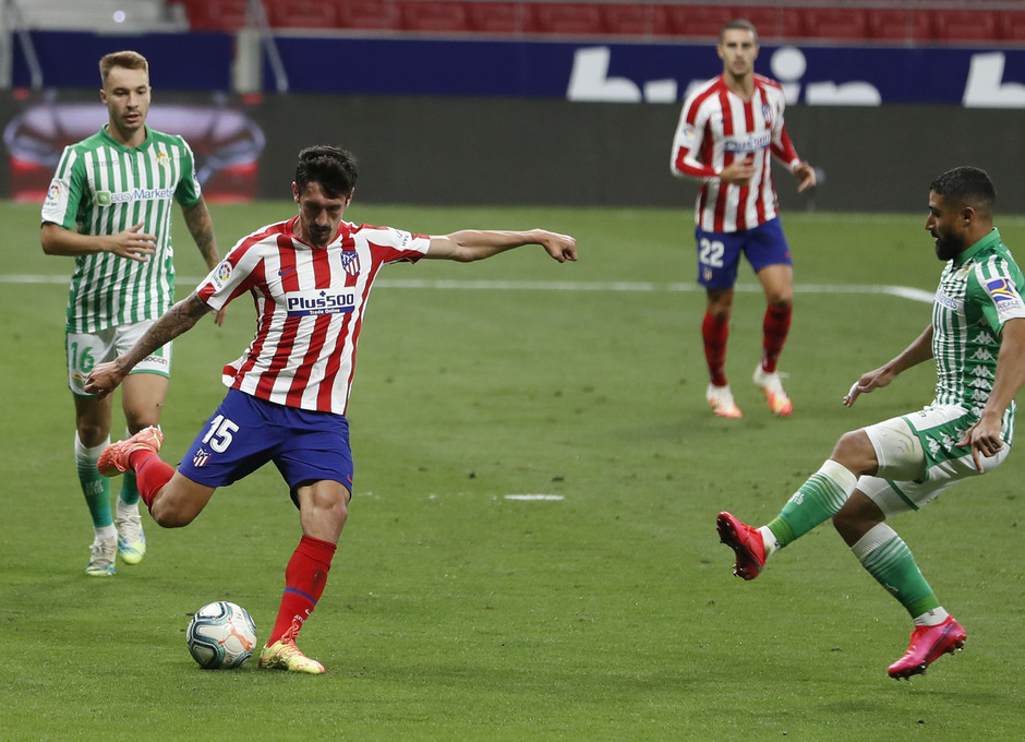 Temp. 19-20 | Atlético de Madrid - Real Betis | Savic
