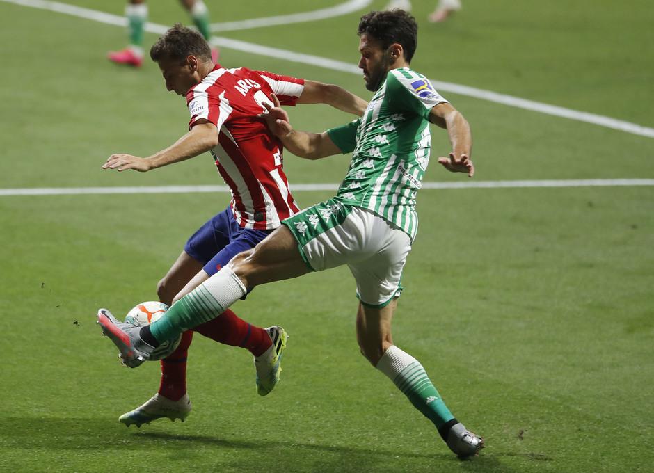 Temp. 19-20 | Atlético de Madrid - Real Betis | Arias