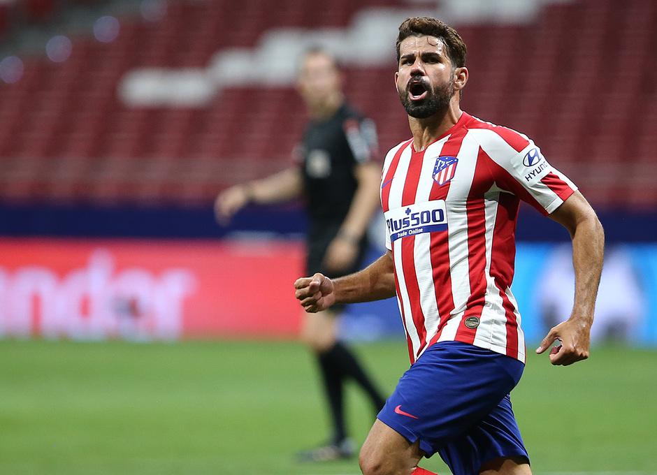 Temp. 19-20 | Atlético de Madrid - Real Betis | Celebración Costa