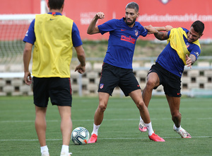 Temp. 19-20 | Entrenamiento 14/7/20 | Carrasco