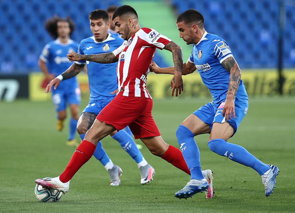Temp. 19-20 | Getafe-Atleti | Correa