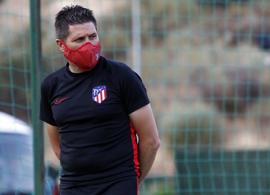 Temporada 19/20 | Entrenamiento en Marbella, fase de ascenso a Segunda División, Atlético B | Nacho Fernández