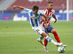 Temp. 19/20. Atlético de Madrid-Real Sociedad. Lodi.
