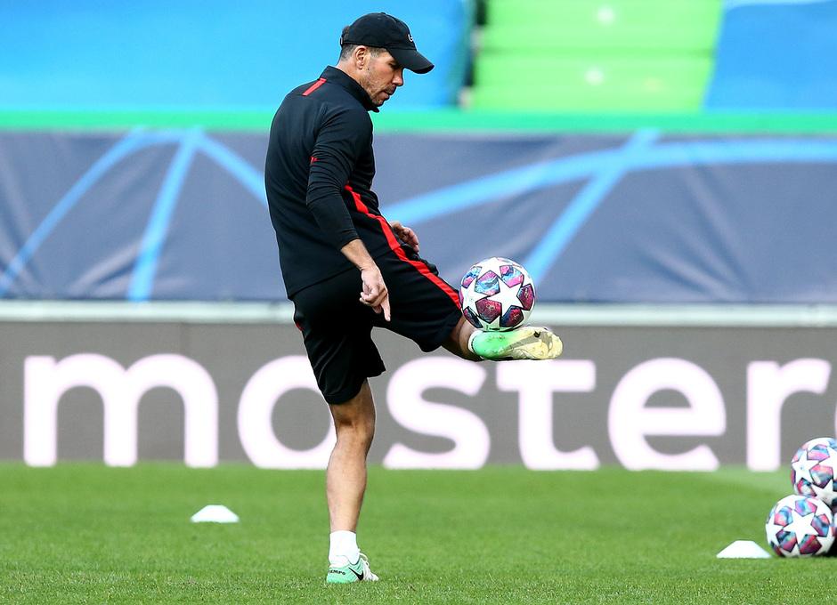 Temporada 19/20 | Champions League | Simeone