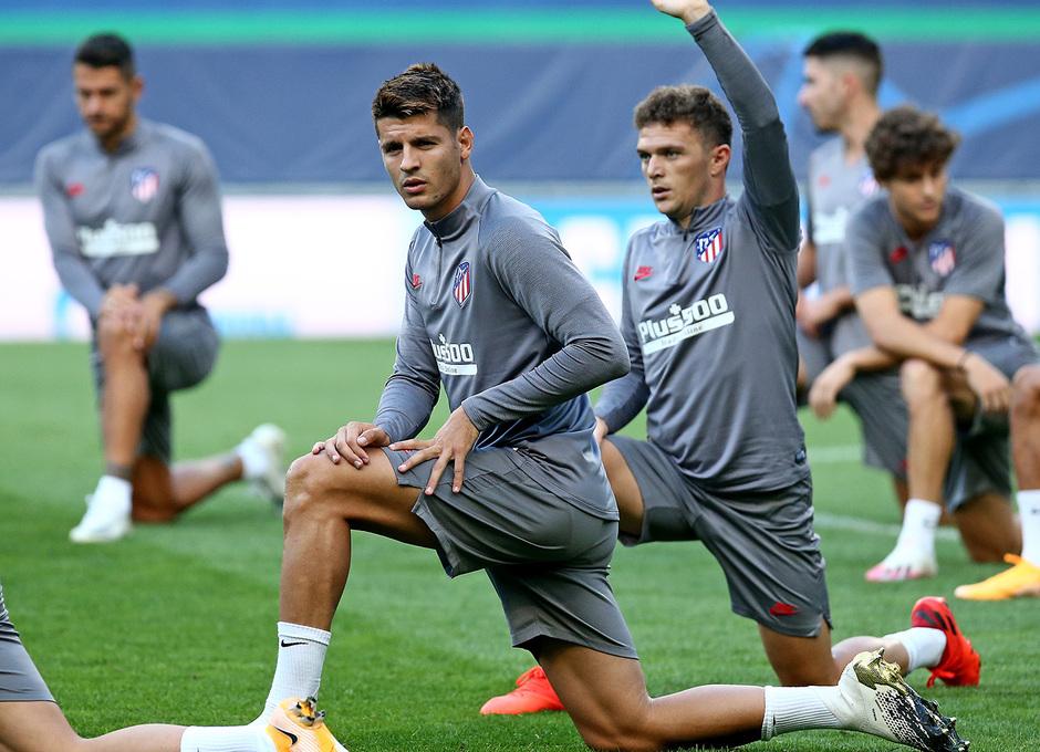 Temporada 19/20 | Champions League | Trippier y Morata
