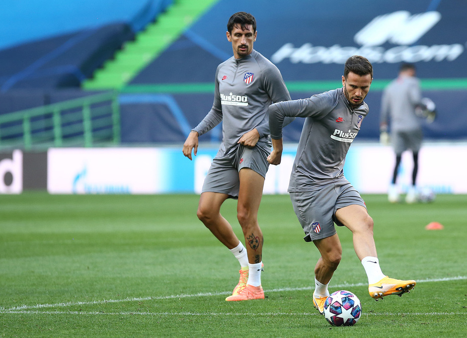 Temporada 19/20 | Champions League | Saúl