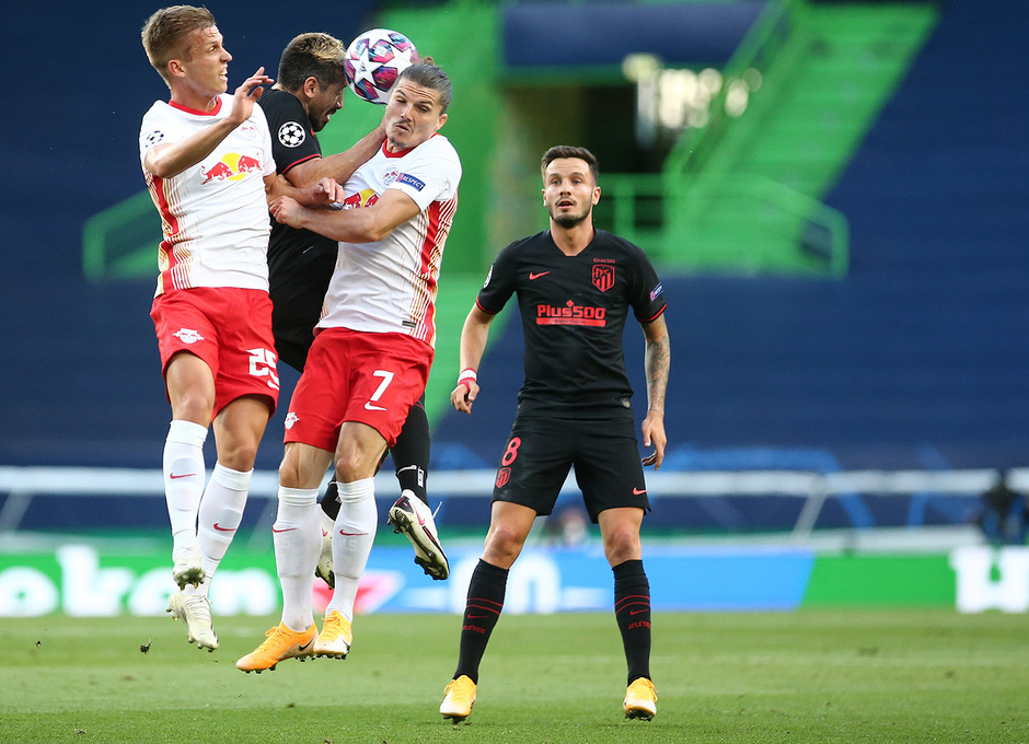 Temporada 19/20 | Champions League | RB Leipzig - Atleti | Herrera