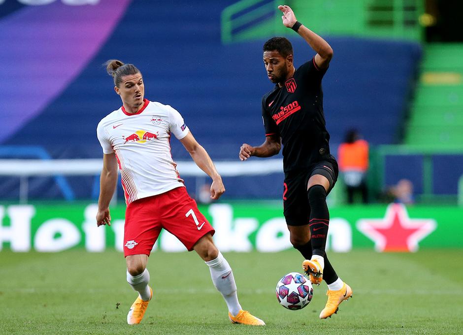 Temporada 19/20 | Champions League | RB Leipzig - Atleti | Lodi