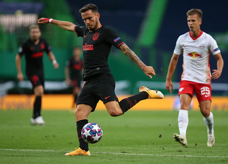 Temporada 19/20 | Champions League | RB Leipzig - Atleti | Saúl