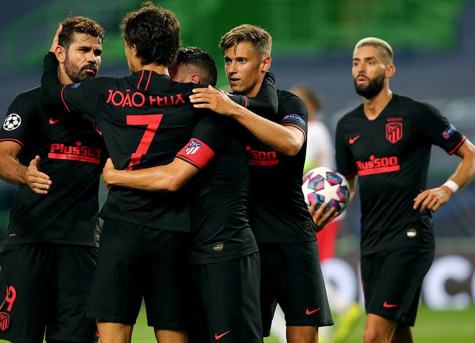 Temporada 19/20 | Champions League | RB Leipzig - Atleti | Joao