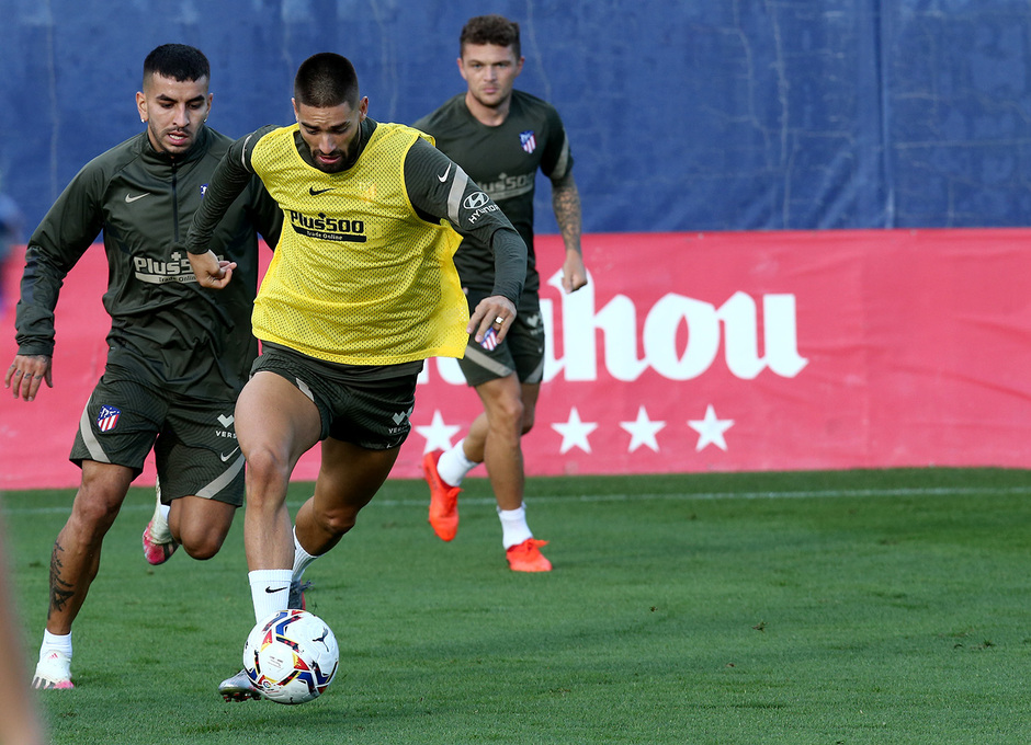 Temp. 20-21 | Entrenamiento | 18-09-20 | Carrasco