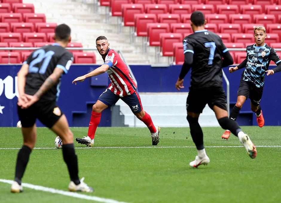 Temp. 20-21 | Entrenamiento con rival Almería | 19-09-20 | Koke