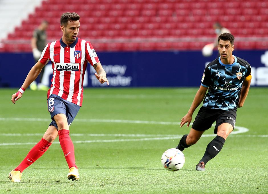 Temp. 20-21 | Entrenamiento con rival Almería | 19-09-20 | Saúl