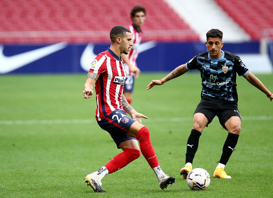 Temp. 20-21 | Entrenamiento con rival Almería | 19-09-20 | Hermoso