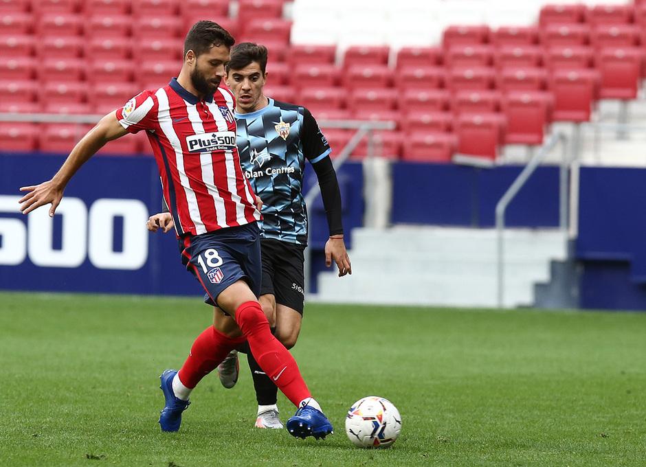 Temp. 20-21 | Entrenamiento con rival Almería | 19-09-20 | Felipe
