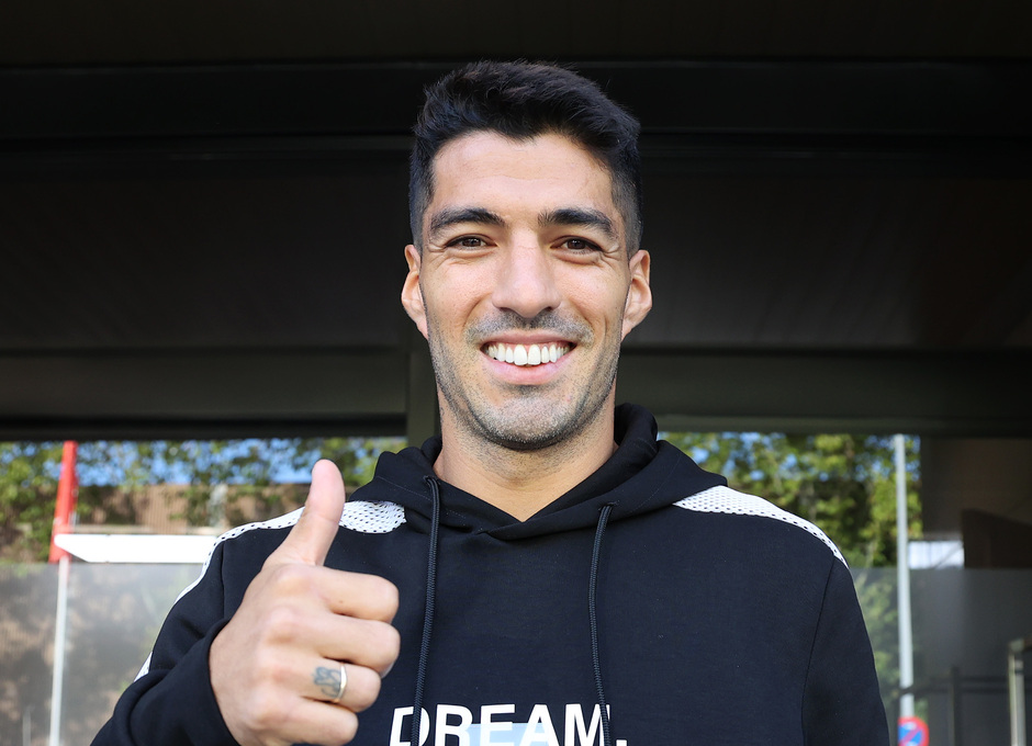 Temporada 2020/21 | Bienvenido Luis Suárez | Llegada