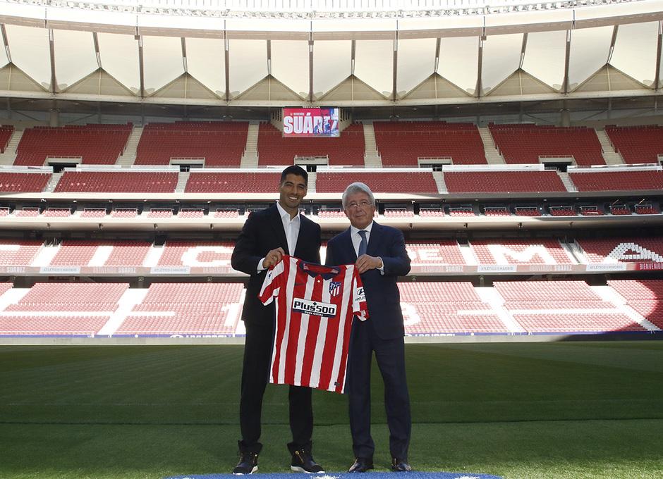 Temporada 2020/21 | Bienvenido Luis Suárez | Wanda Metropolitano