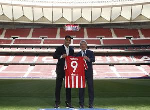 Temporada 2020/21   Bienvenido Luis Suárez   Wanda Metropolitano