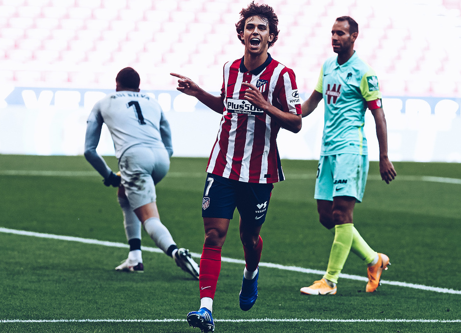 Temporada 20/21 | Atlético de Madrid - Granada | La otra mirada | Joao Félix