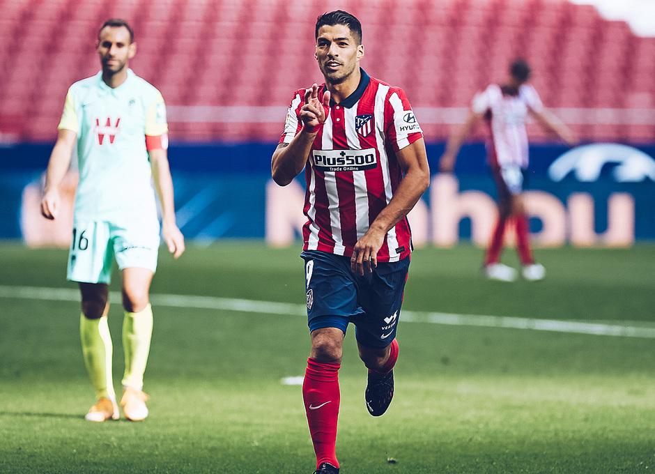 Temporada 20/21 | Atlético de Madrid - Granada | La otra mirada | Suárez