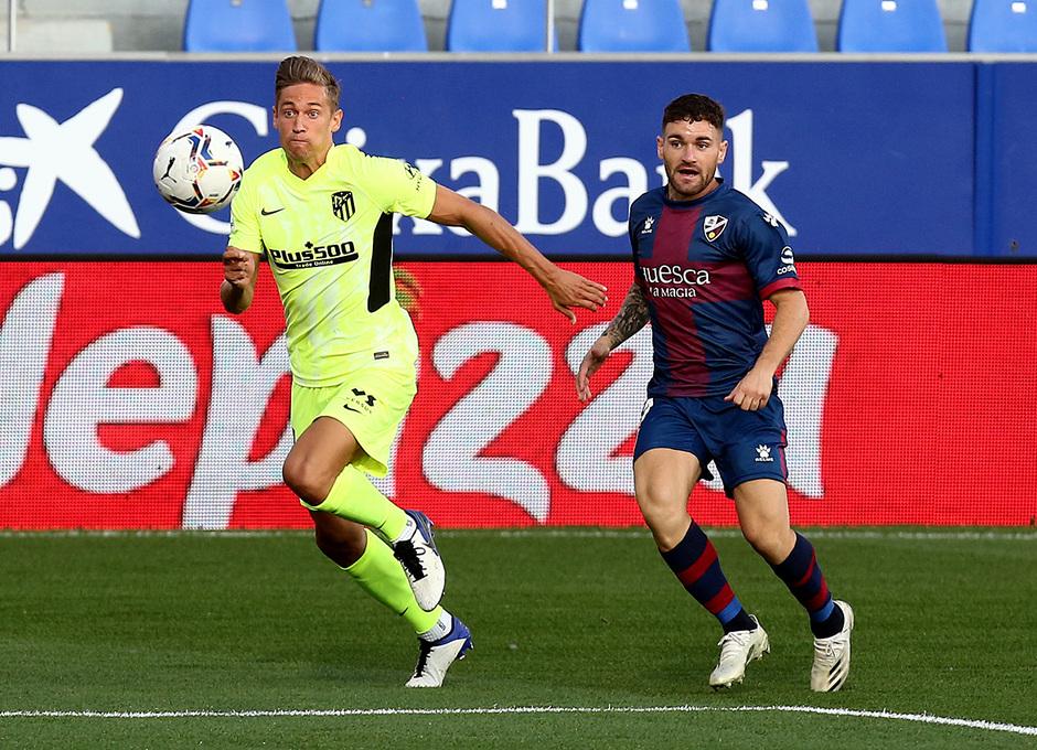 Temporada 20/21 | Huesca - Atleti | Llorente