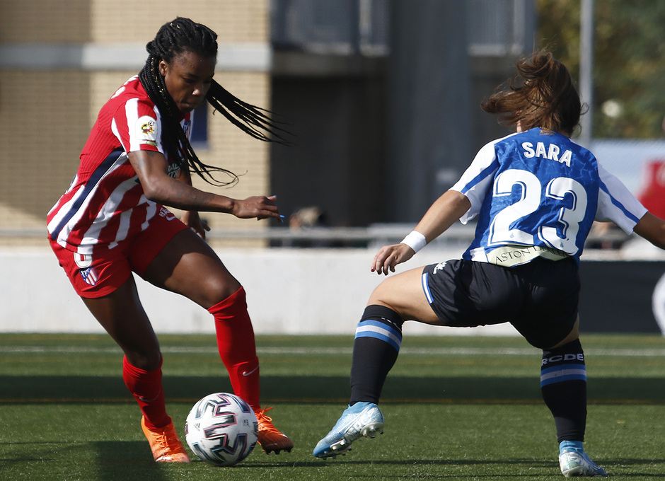 Temporada 20/21 | Espanyol-Atlético de Madrid Femenino | Ludmila