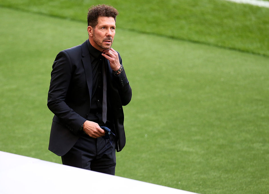 Temporada 20/21 | Atlético de Madrid - Villarreal | Simeone