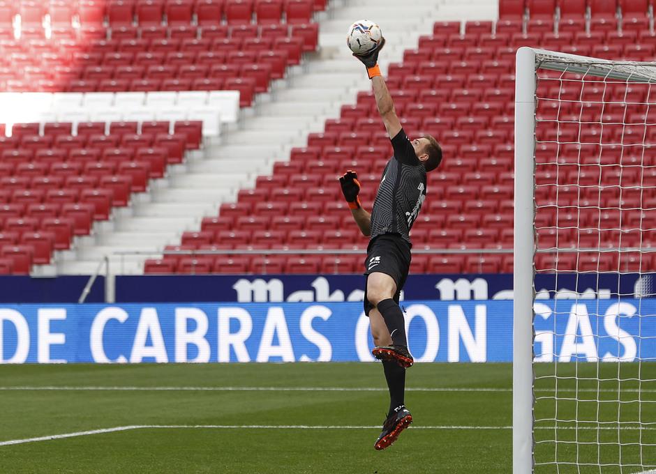 Temporada 20/21 | Atlético de Madrid - Villarreal | Oblak