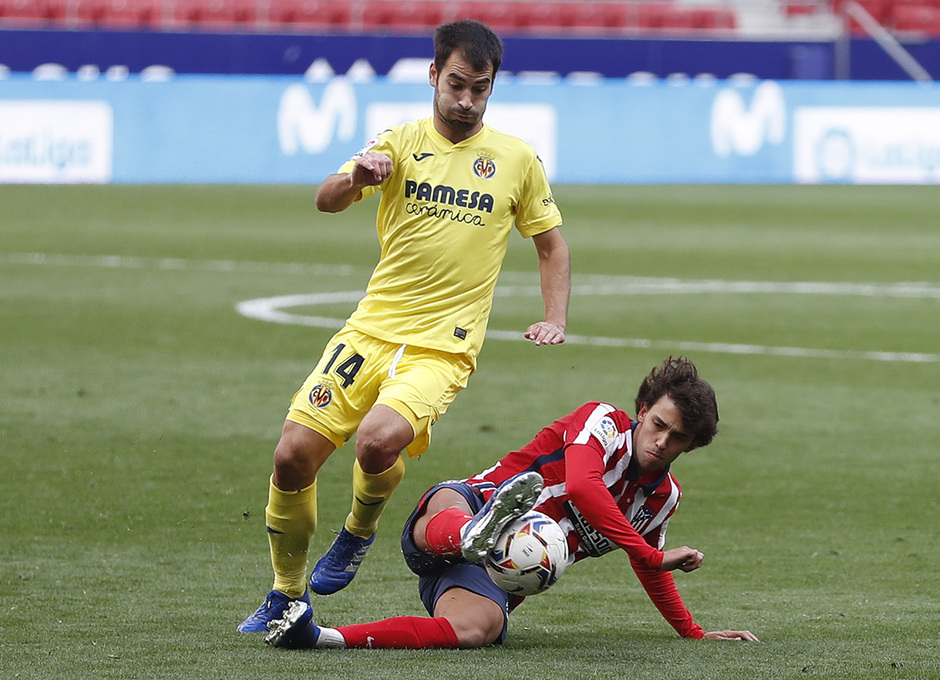 Temporada 20/21 | Atlético de Madrid - Villarreal | Joao Félix