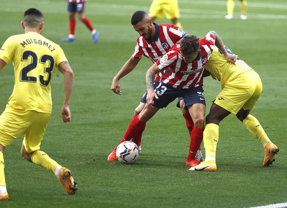 Temporada 20/21 | Atlético de Madrid - Villarreal | Trippier