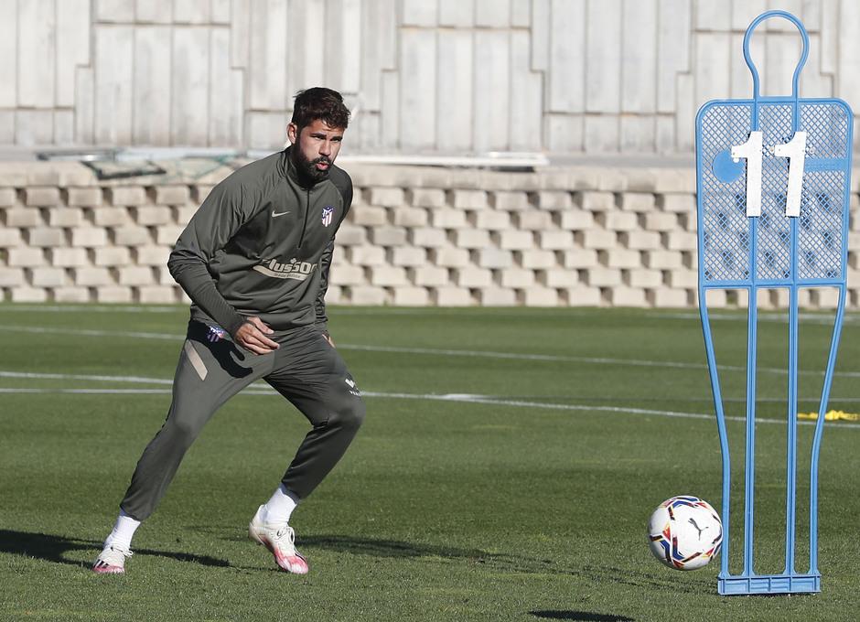 Temporada 20/21 | Entrenamiento 06/10/2021 | Diego Costa