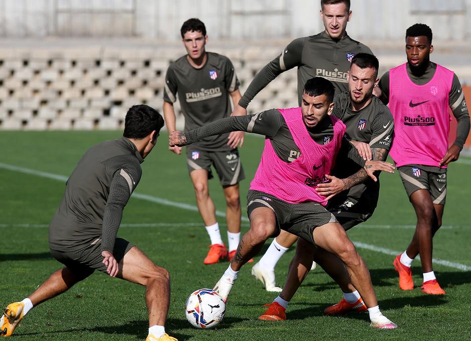 Temporada 20/21 | Entrenamiento 08/10/2021 | Correa