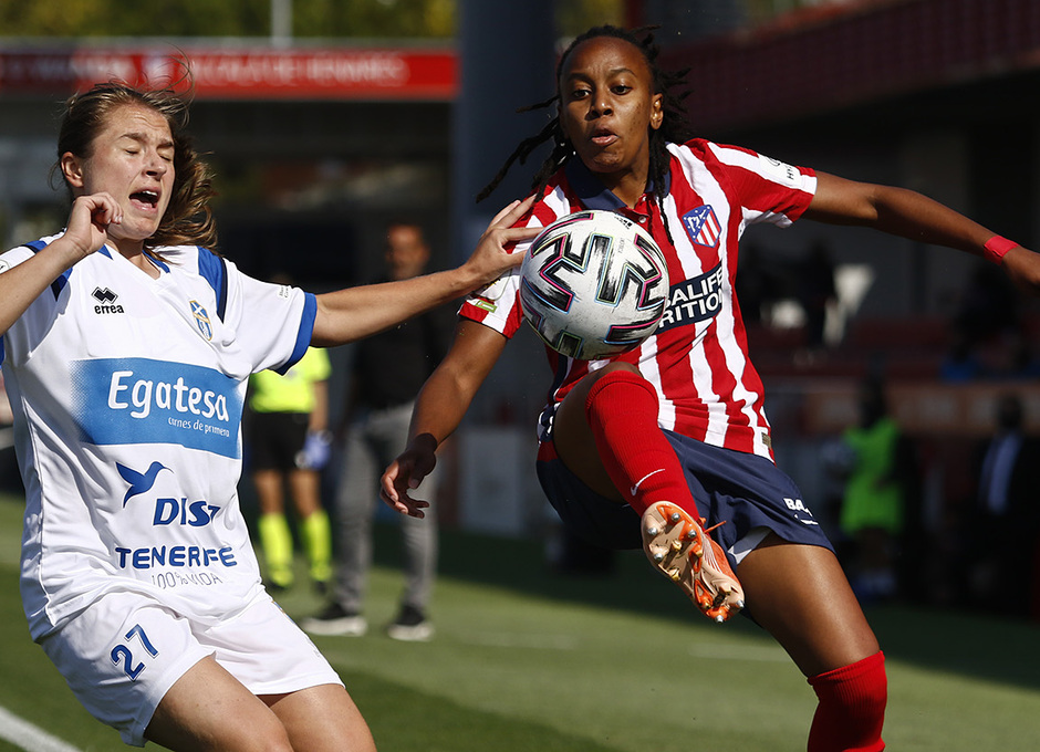 Temporada 2020/21 | Atlético de Madrid Femenino - Granadilla | Laurent