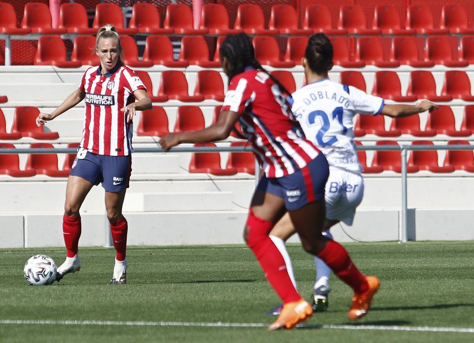 Temporada 2020/21 | Atlético de Madrid Femenino - Granadilla | Duggan